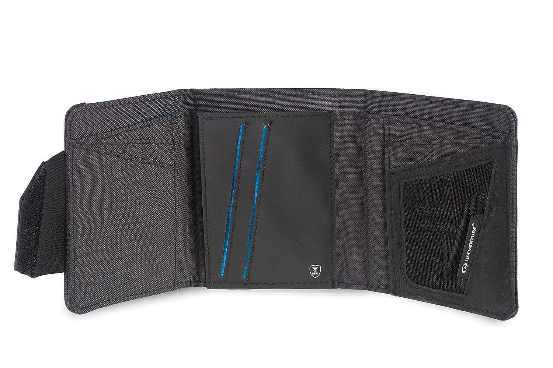 78e3d51f225ca Lifeventure RFID Geldbörse Tri-Fold - Portemonnaie mit Ausleseschutz   Amazon.de  Sport   Freizeit