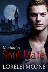Michael's Soul Mate: A Steamy BBW Vampire Romance (Vampires of London Book 2) Kindle Edition