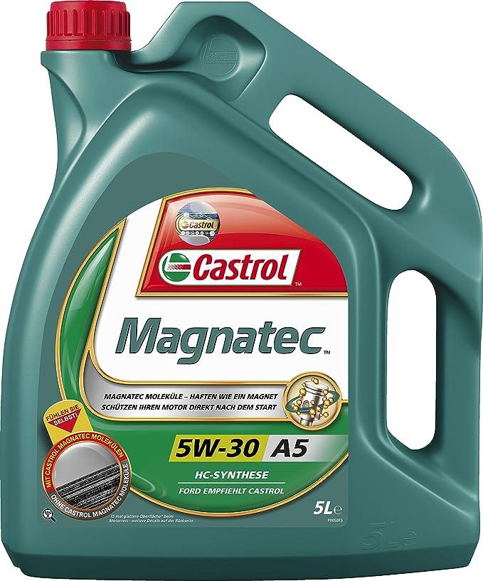 23 opinioni per Castrol Magnatec 50404 Olio motore SAE 5W-30 A5, 5 Liter