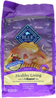 Amazon blue adult healthy living chicken brown rice dry adult cat chicken brown rice healthy living 3lb forumfinder Choice Image