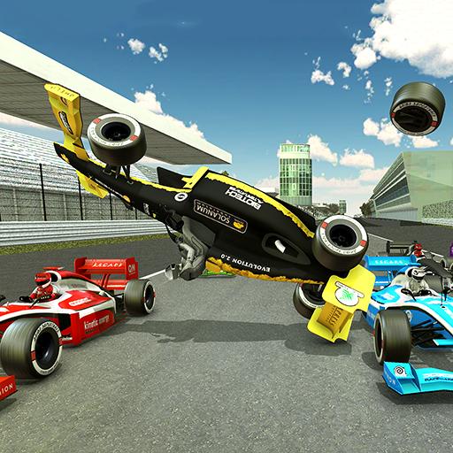 3D Formula Cars Racing Game (Racing Turbo)