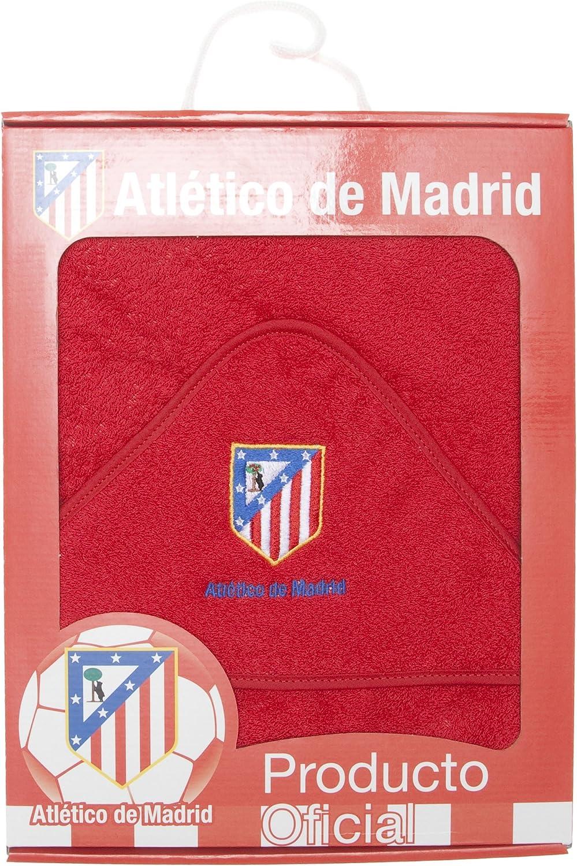 Atl/ético Madrid Capa de ba/ño beb/é
