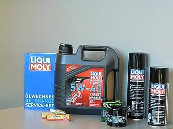 Motorfunsports Maintenance Kit Triumph Bonneville T100 Oil Filter