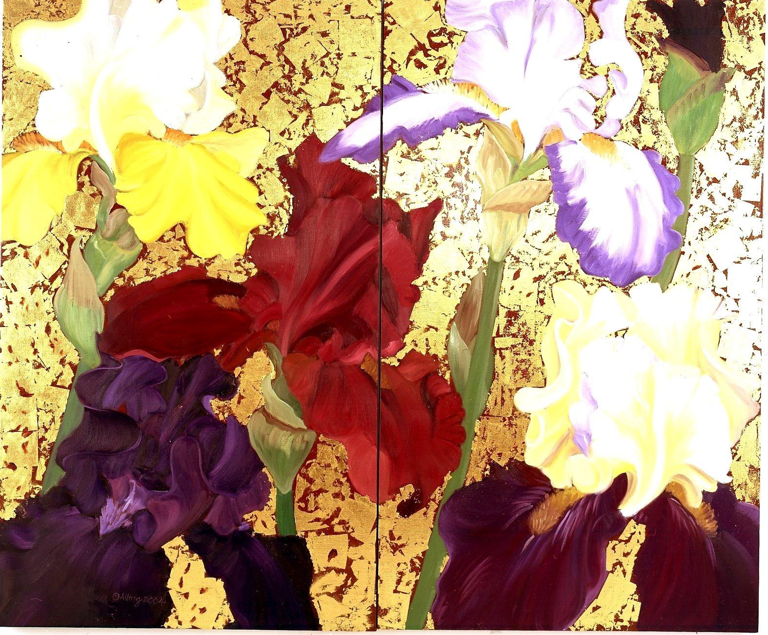 24k Gold Leaf Booklet (25 sheets/ Loose Type) by L.A. Gold Leaf (Image #9)
