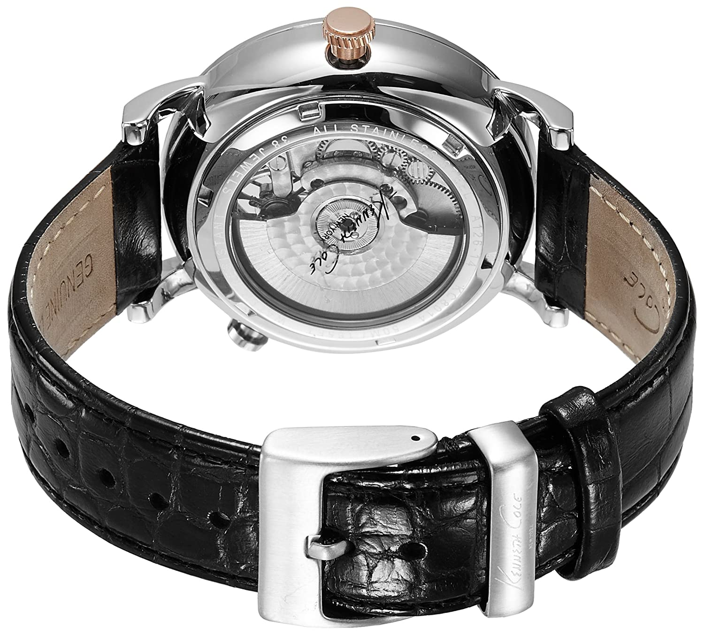 Reloj hombre KENNETH COLE AUTOMATICS IKC8014: Kenneth Cole: Amazon.es: Relojes