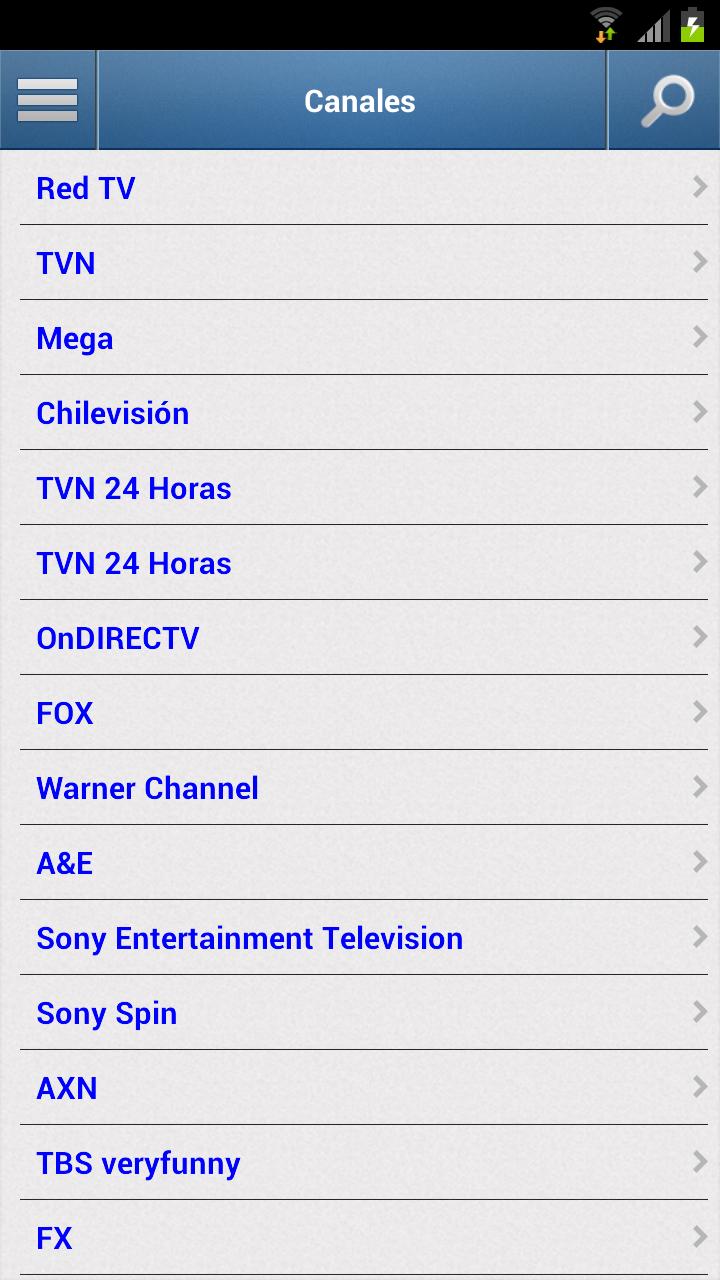 Televisión de Chile: Amazon.es: Appstore para Android