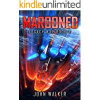 Marooned: Legacy War Book 4 (English Edition)