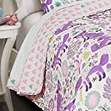 Lush Decor Pixie Fox 4 Piece Quilt