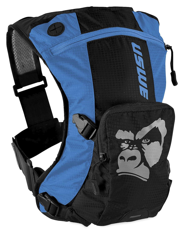 Color Carbon Black USWE Sports Ranger 3/Hydration Pack tama/ño Talla /única