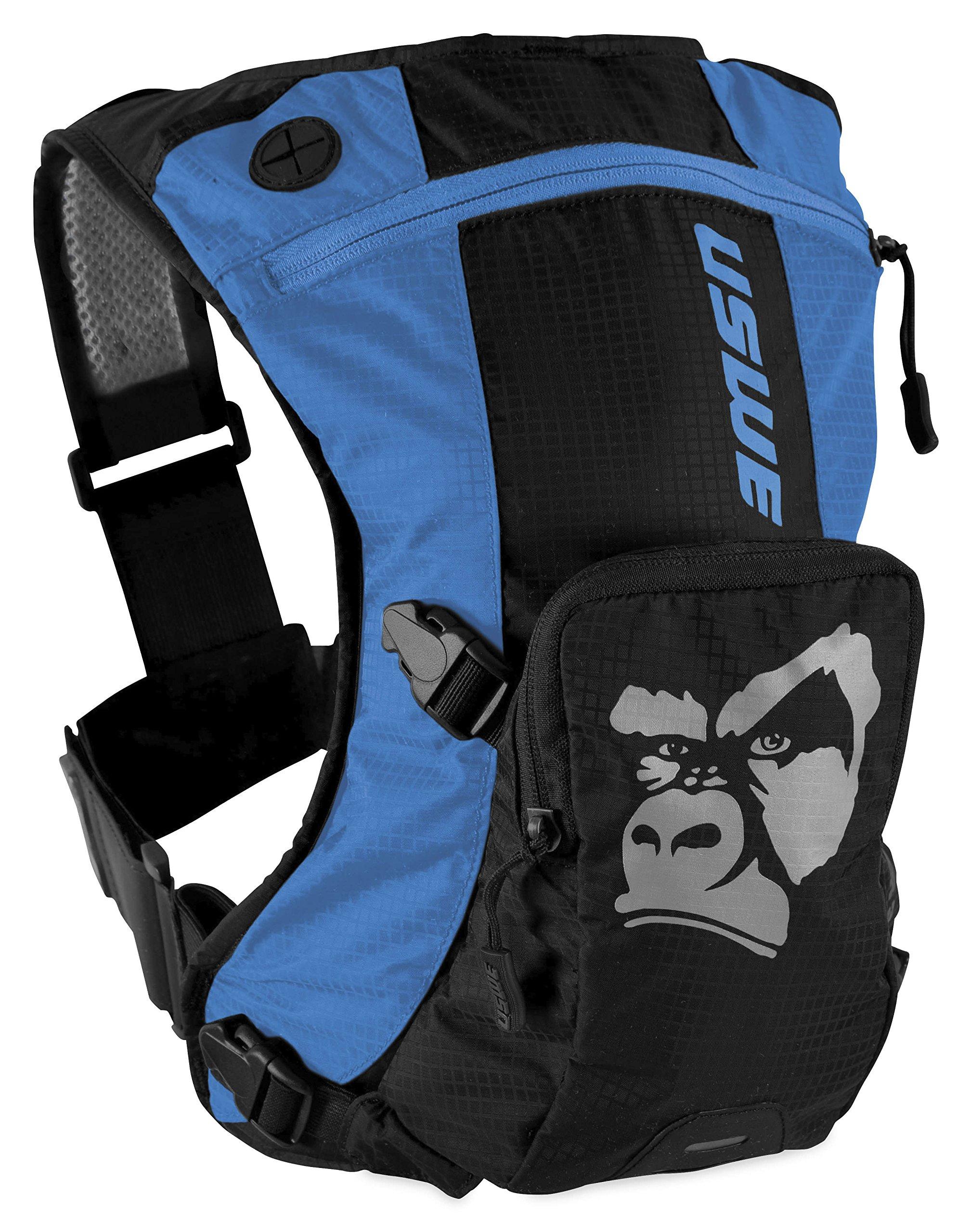 Uswe Blue-Black Ranger - 3 Litre Hydration Pack (Default , Blue) by USWE