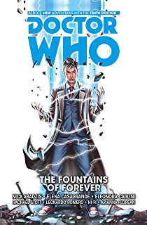 Amazon.com: Doctor Who: The Tenth Doctor Vol. 6 eBook: Nick ...