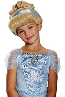 Disguise Inc - Cinderella Deluxe Child Wig
