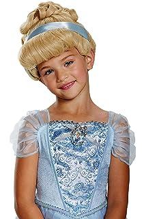 Disguise Inc - Cinderella Deluxe Child Wig