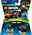 Lego Dimensions Fun Pack Knight Rider, Pacchetto divertente: Knight Rider