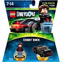 LEGO Dimensions Knight Rider Fun Pack TTL