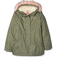 Columbia Carson Pass Mid Jacket Chaqueta Impermeable, Niñas