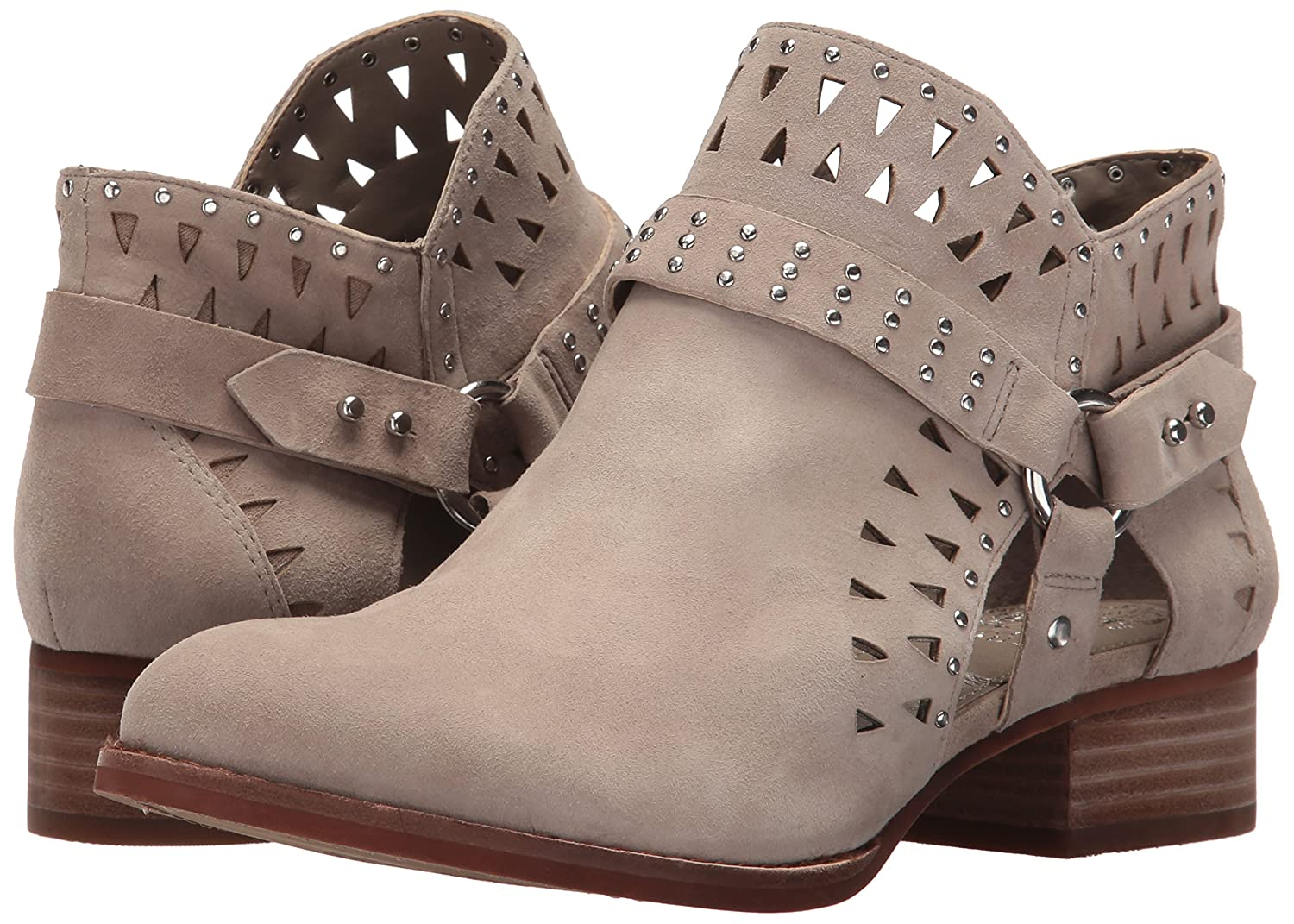 Vince Camuto Women's Calley Ankle Boot B01N4NLVNF 6.5 B(M) US|London Fog