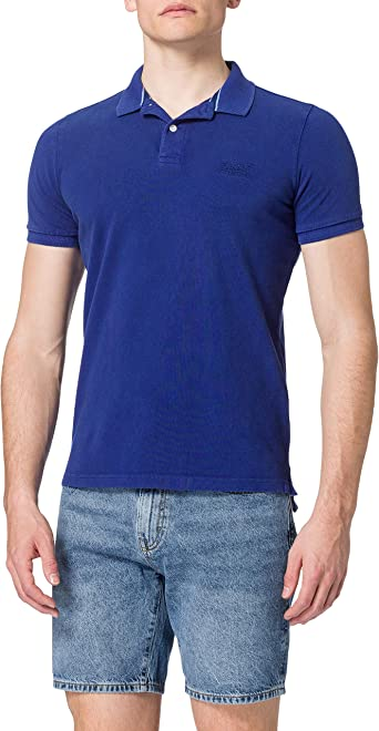 Superdry Camisa Polo para Hombre