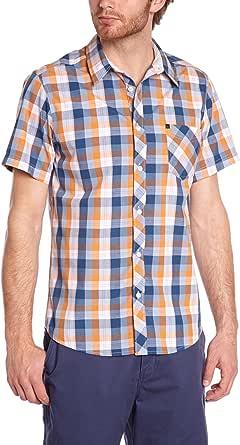 Quiksilver Bolton - Camiseta/Camisa Deportivas para Hombre ...