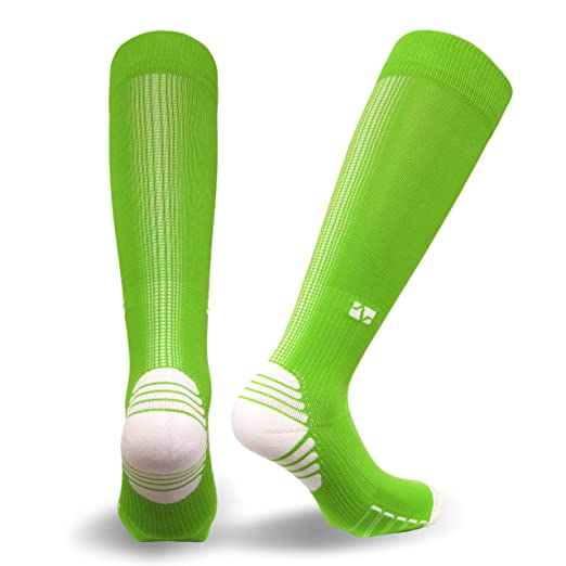 2768951591 Vitalsox Matrix Training, Racing, Recovery Graduated Compression Elite  Performance Socks with Bacteria Resistant Silver