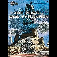 Valerian und Veronique 5: Die Vögel des Tyrannen (German Edition) book cover