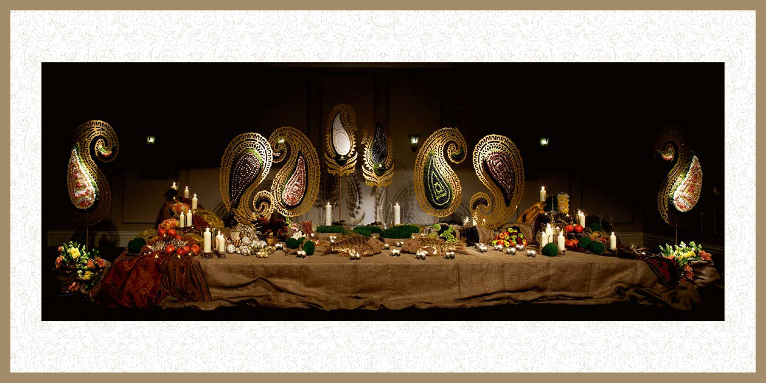 Sofreh: The Art of Persian Celebration