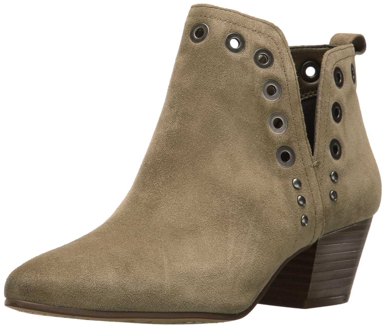 Sam Edelman Women's Rubin Ankle Bootie B01J5OHUPO 11 B(M) US|Moss Green Suede