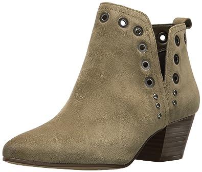 Sam Edelman Women's Rubin Ankle Bootie, Moss Green Suede, ...