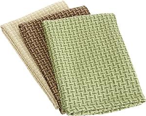 DII Garden Grove Essentials Heavyweight Dish Towel, Set of 3