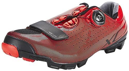 Shimano SH-XC7R - Zapatillas - Rojo/Negro 2018: Amazon.es: Zapatos y complementos