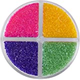 Wilton Bright Colored Sugar Sprinkles Medley, 4.4 oz.