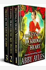 The Keys to a Lockridge Heart: A Clean & Sweet Regency Historical Romance Collection Kindle Edition