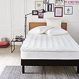 My Lovely Bed - SurMatelas Mémoire de Forme 160x200 cm - Epaisseur 5cm - Déhoussable - Mousse Viscoélastique Haute densité - Qualité Hôtellerie