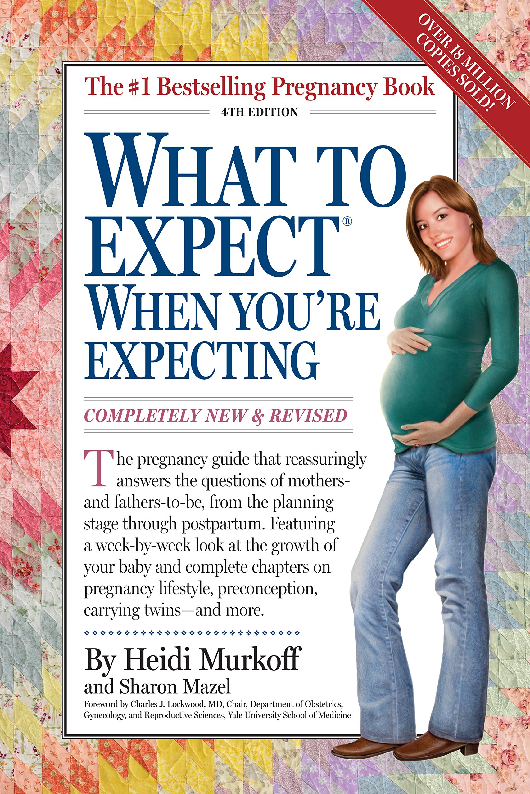 28d6379211 What to Expect When You re Expecting  Heidi Murkoff