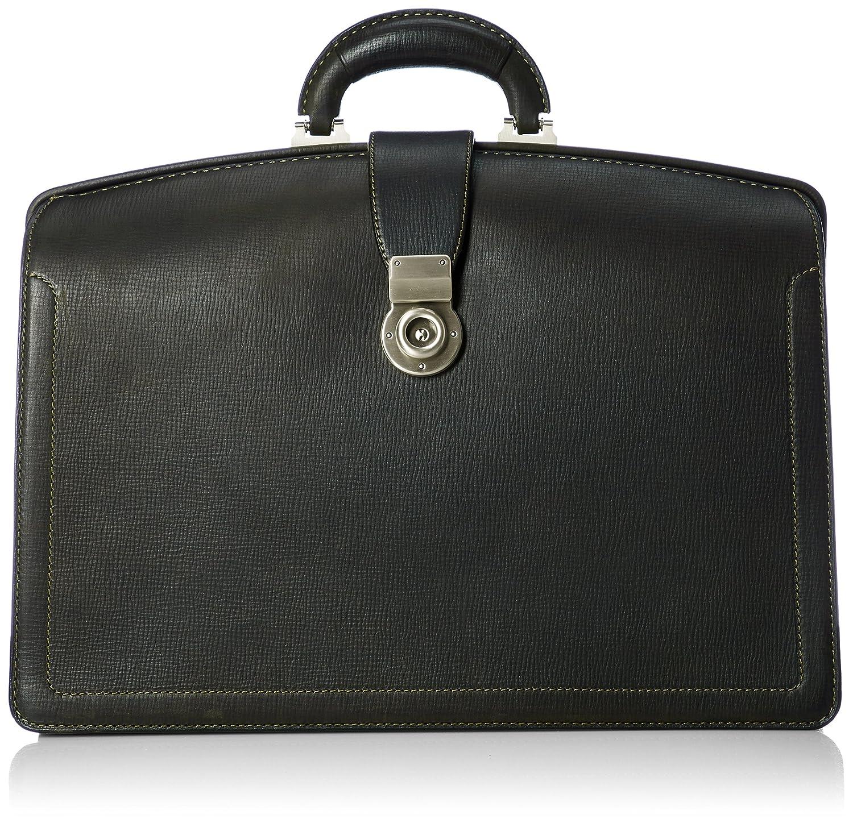 [インディード] ダレスバッグ イタリアンレザー型押し ビジネスバッグ 372192 B077M8LC65Gr