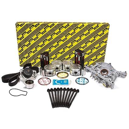 Amazon.com: OK4008ALM/0/0/0 96-01 Acura Integra GS-R 1.8L DOHC B18C1 Master Overhaul Engine Rebuild Kit: Automotive