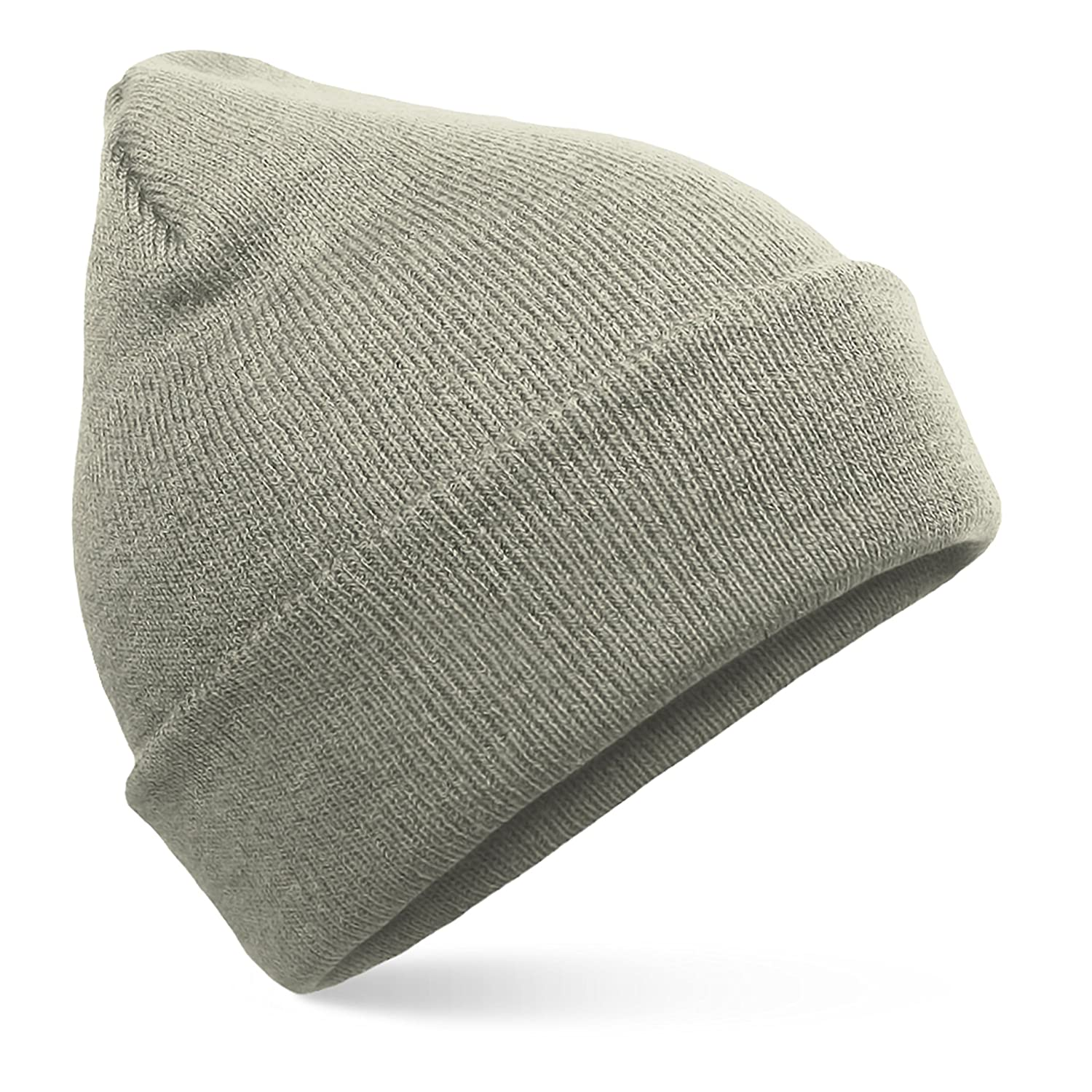 EUROTSHIRTS Beanie Hat In 15 Colours Warm Knitted Beany Cap