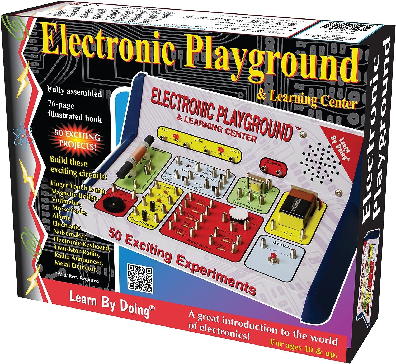 Elenco - Juguete de electrónica Electronics EP-50 (versión en inglés)