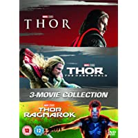 Thor 1-3 Box Set DVD [2017]