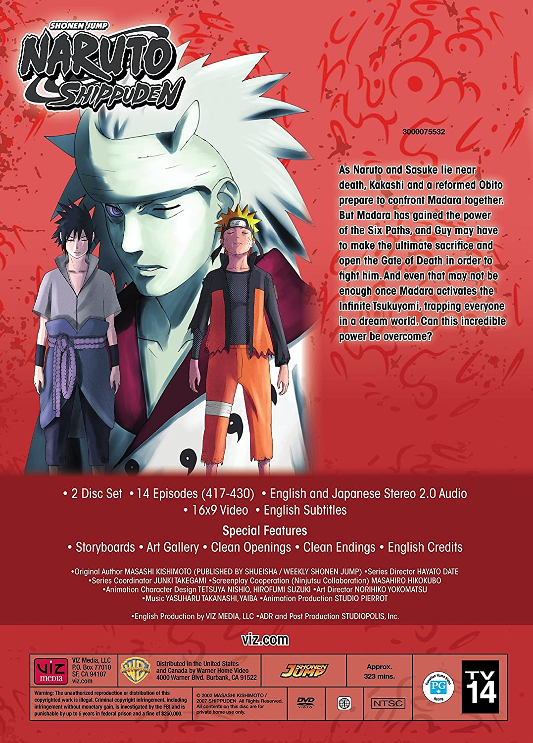 Amazon com: Naruto Shippuden Uncut Set 33: Various: Movies & TV