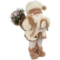 WeRChristmas - Figura Decorativa de Navidad (30 cm)