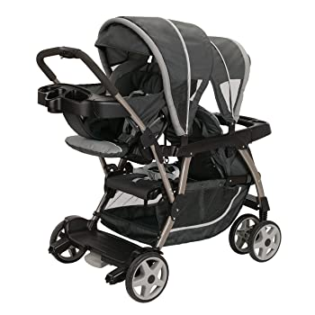 Graco Ready2grow Click Connect LX Stroller for Twins & Toddler