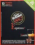 Caffe' Vergnano 1882 Èspresso 1882 Cremoso - 12 confezioni da 10 capsule compatibili Nespresso (tot 120 capsule)