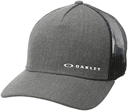 Oakley Chalten Gorra Worn, Color Negro - Negro, tamaño FR : S-M (Taille