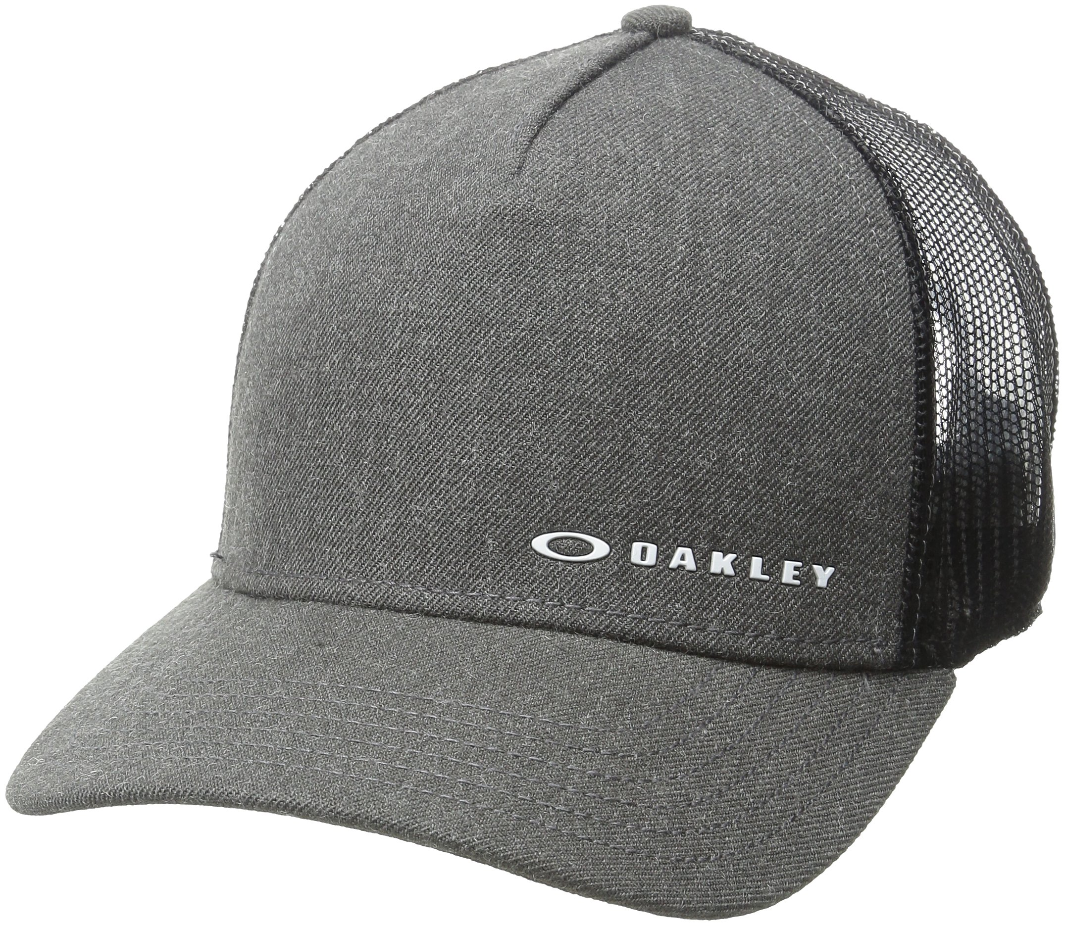 Oakley Men's Chalten Cap, Jet Black, One Size