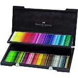 120 set di colori Faber-Castell Albrecht Durer matite acquerello (caso scatola di legno) (japan import)