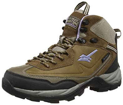 792557e2043 Gola Osborn Brown Womens Hiking Walking Boots