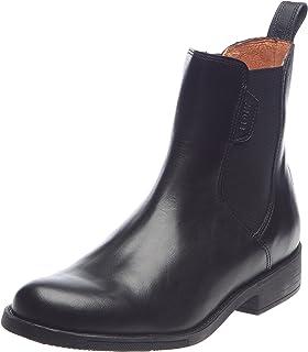 Aigle Orzac, Chaussures d'équitation homme Noir (Black