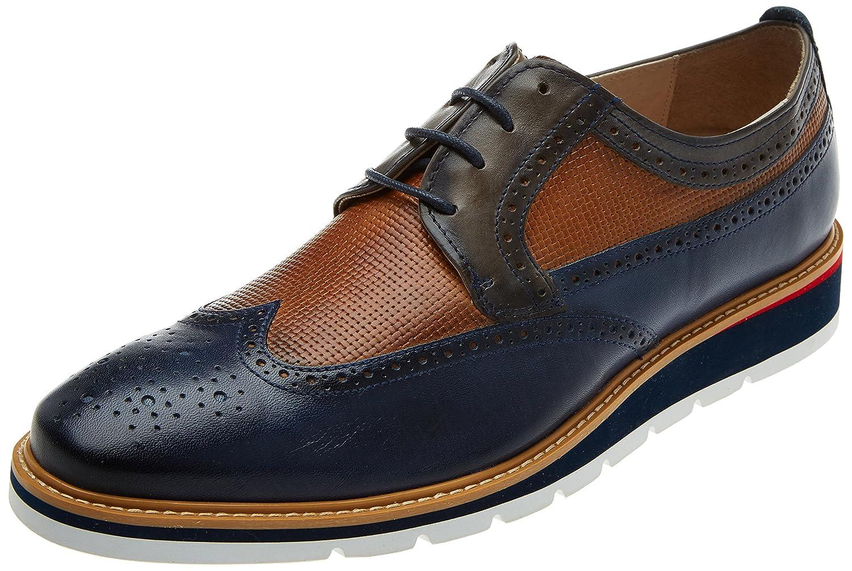 TALLA 44 EU. Pikolinos Toulouse M7l, Zapatos de Cordones Oxford para Hombre