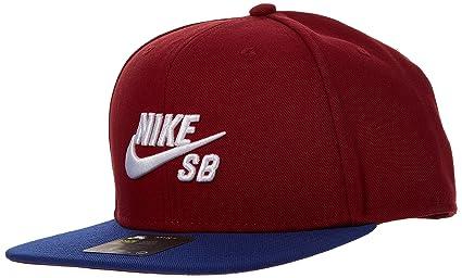 Nike U Nk Cap Pro Gorra De Tenis, Hombre, Rojo (Team Red/